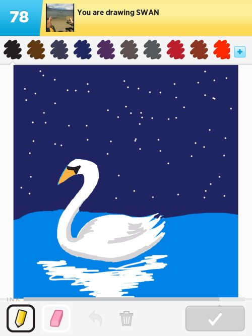 Swan Drawings The Best Draw Something Drawings And Draw Something