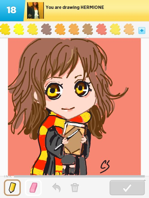 Hermione.
