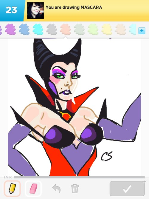 Mascara_maleficent