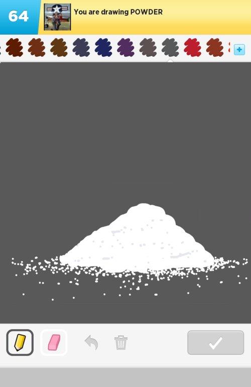 Draw_powder