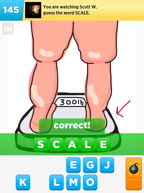 Scale Drawings How To Draw Scale In Draw Something The
