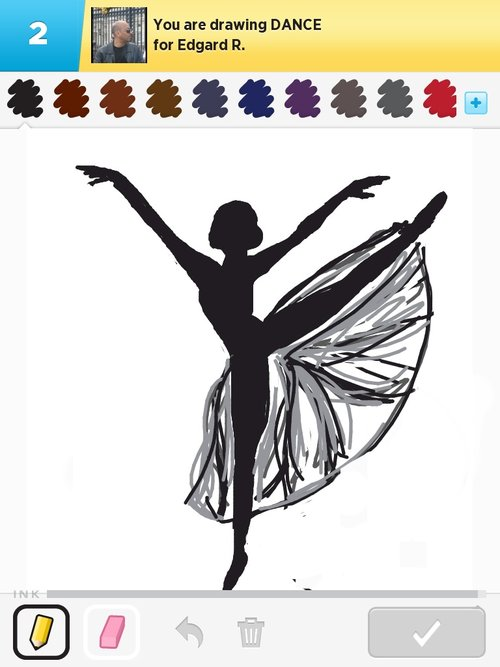 Dance Drawings Sign in to Rate Dance