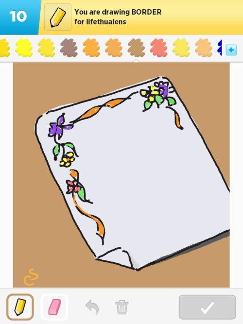 Border Drawings