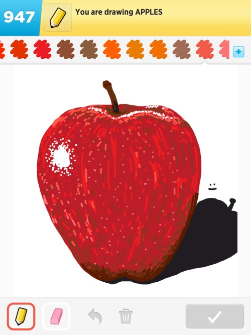 Apple Drawings How To Draw Apple In Draw Something The Best Draw