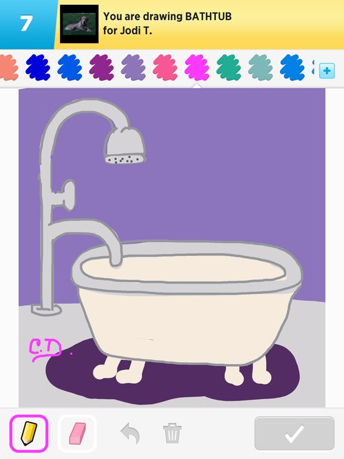 Bathtub Drawings How To Draw Bathtub In Draw Something The Best