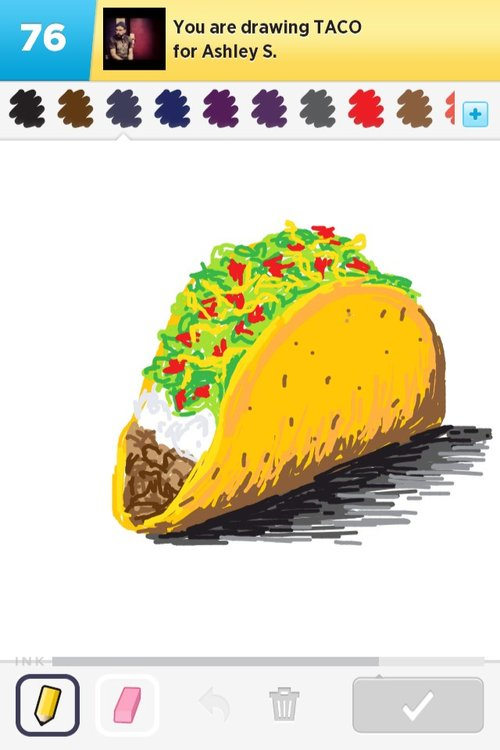 Taco Drawings - How to...