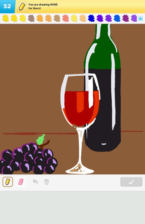Wine Drawings The Best Draw Something Drawings And Draw Something