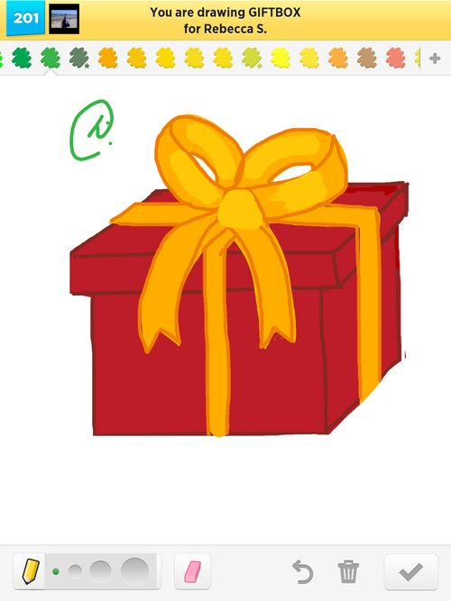 Giftbox Drawings The Best Draw Something Drawings And Draw