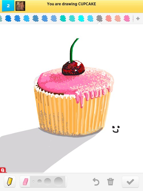 Small Cupcakes Drawings Sign in to Rate Cupcake