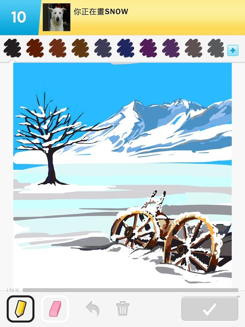 Snow Drawings How To Draw Snow In Draw Something The Best Draw