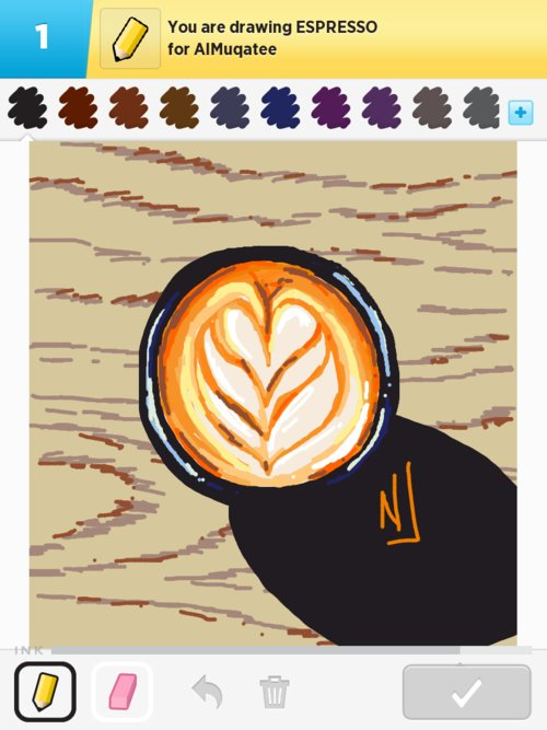 Espresso Drawings How To Draw Espresso In Draw Something The