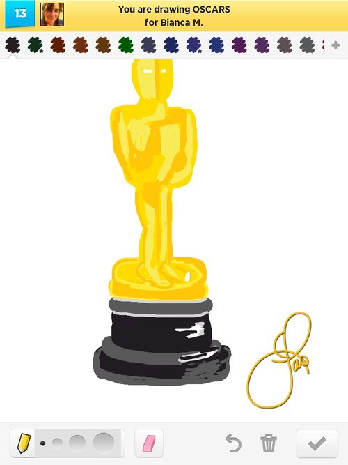 Oscars Drawings The Best Draw Something Drawings And Draw