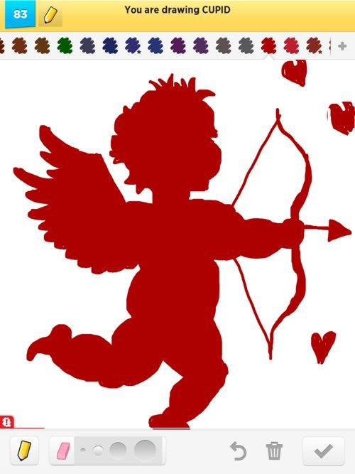 Cupid sign