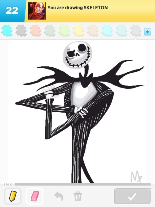 how to draw a skeleton wikihow
