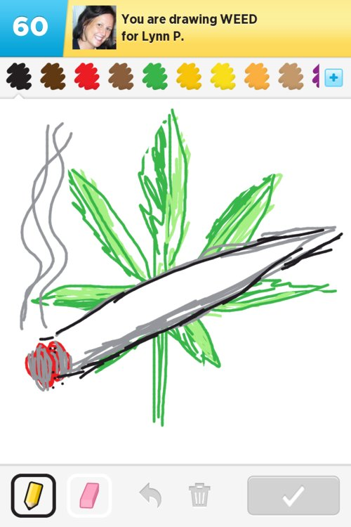 weed drawings how to draw weed in draw something the best draw