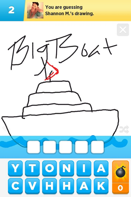 how to draw a yacht