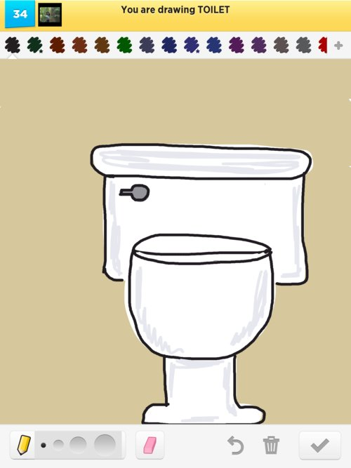 toilet drawing images reverse search. Black Bedroom Furniture Sets. Home Design Ideas