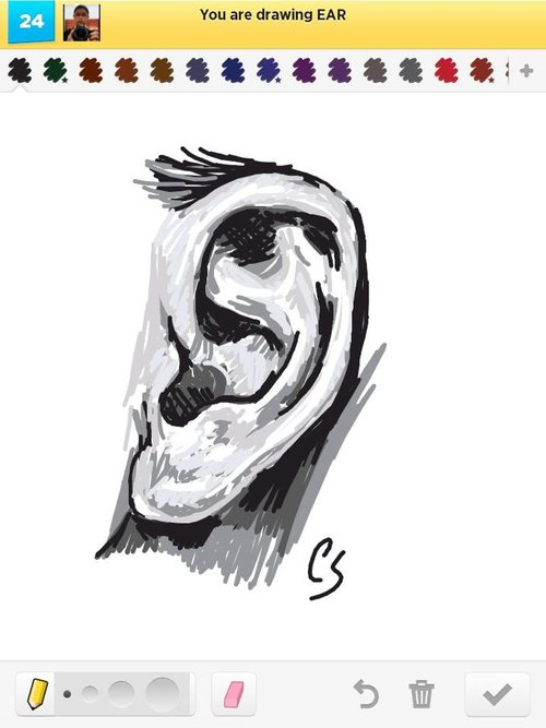 Ear..