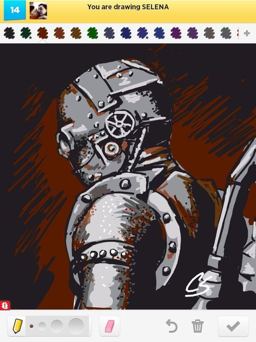 Robot__steampunk