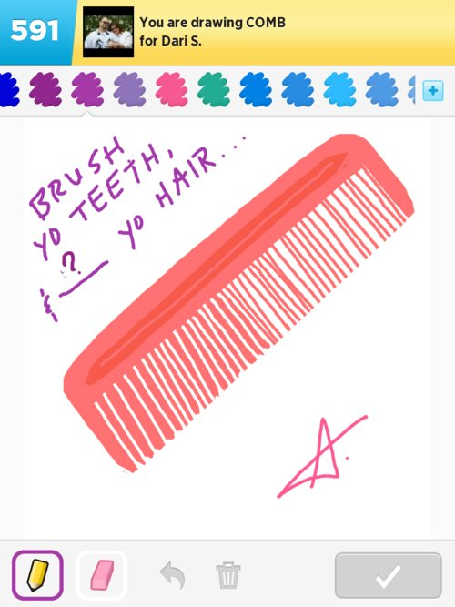 The Gallery For Gt Brush Hair