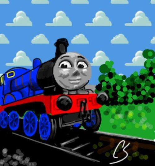 Train_thomas