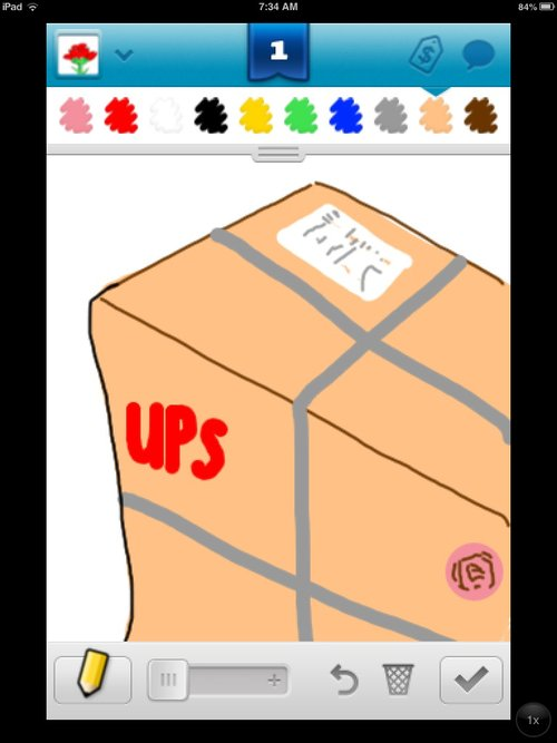 Package Drawings How To Draw Package In Draw Something