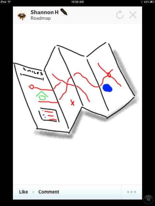 Roadmap Drawings - How...