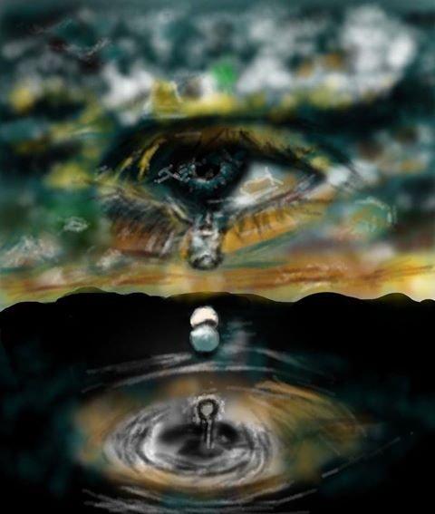 Teardropeye