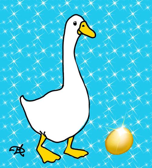 Toon_goose