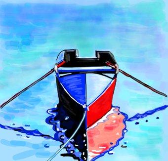 Rowboat_drawing