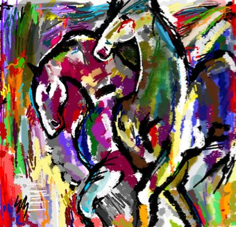 Horse_abstract_drawing