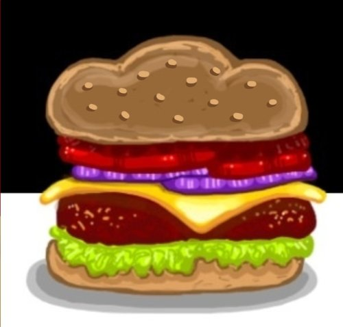 hamburger drawings the best draw something drawings and draw