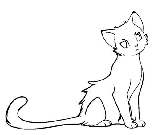 Warrior_cats_scetch