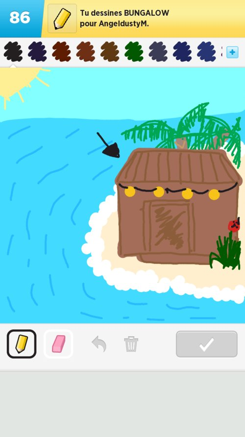 Bungalow Drawings How To Draw Bungalow In Draw Something