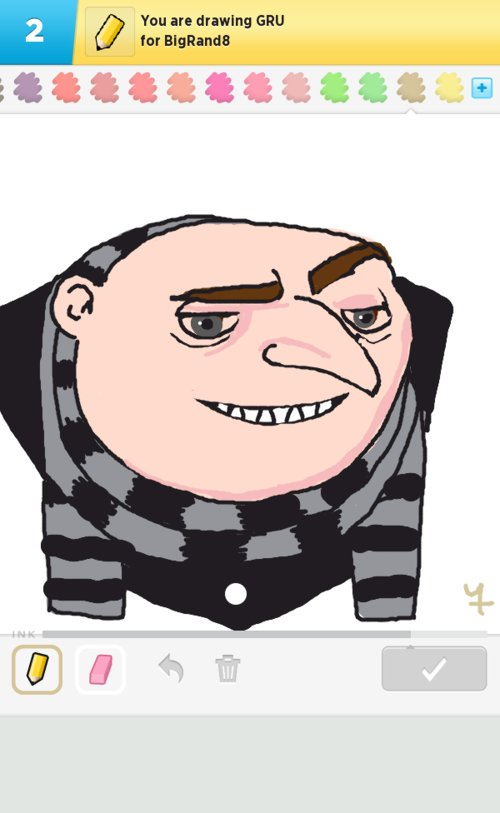 Gru drawings how to draw gru in draw something the best draw sign in to rate gru altavistaventures Images