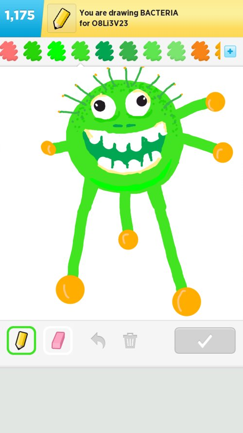 Bacteria Drawings How To Draw Bacteria In Draw Something