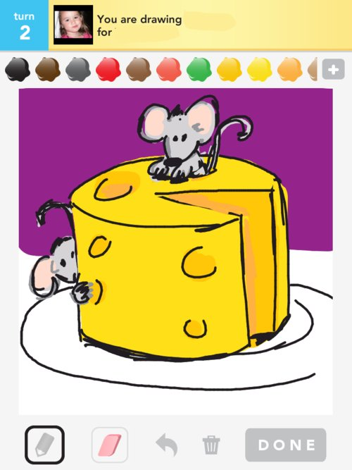 Cheese Drawings How To Draw Cheese In Draw Something The Best Draw Something Drawings And Draw Something 2 Drawings From Iphone Ipad Ipod And Android