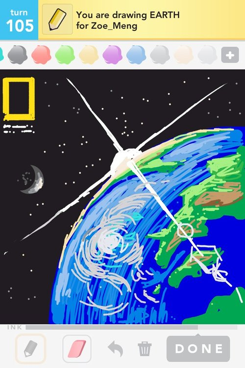 Earth Drawings - The Best Draw Something Drawings and Draw