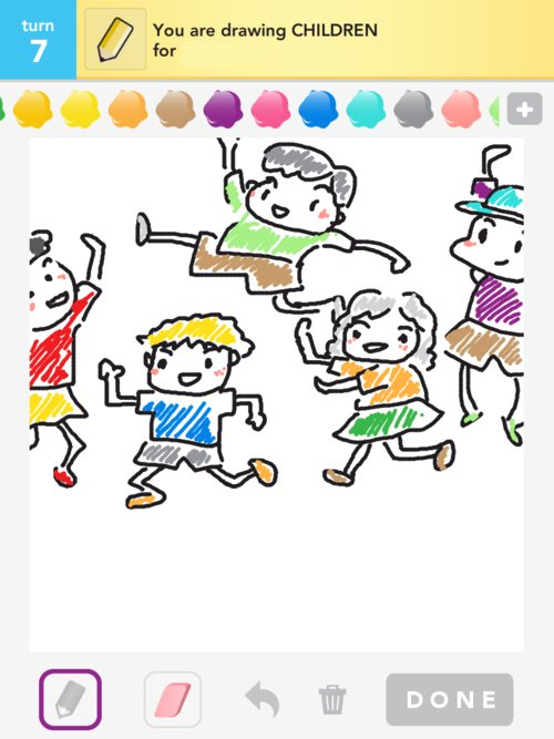 Children Drawings - How to Draw Children in Draw Something ...