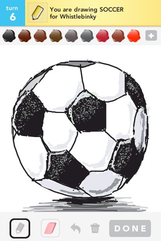 Soccer Drawings - The Best Draw Something Drawings and Draw