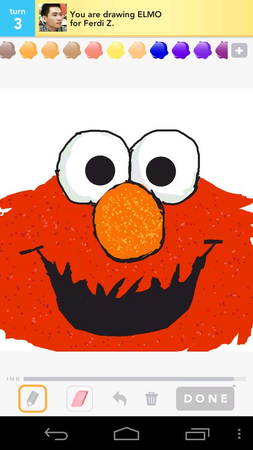 Elmo Drawings The Best Draw Something Drawings And Draw