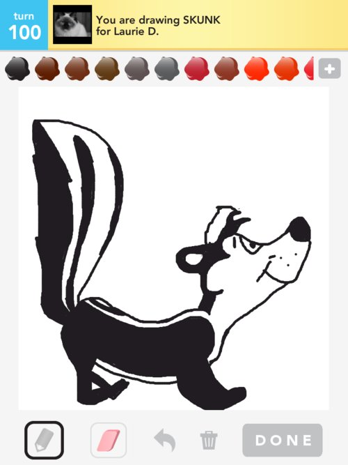 Skunk Drawings The Best Draw Something Drawings And Draw Something