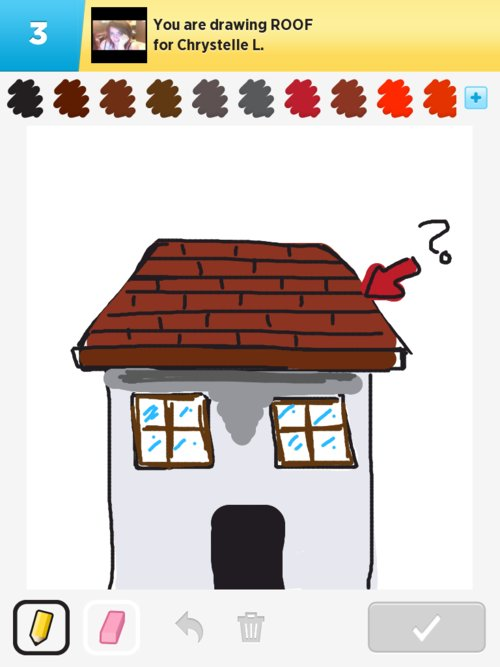 Roof Drawings How To Draw Roof In Draw Something The