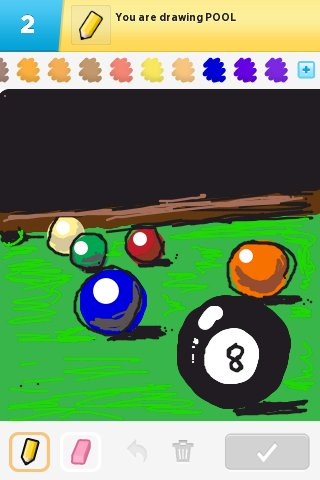 pool drawings draw something rating