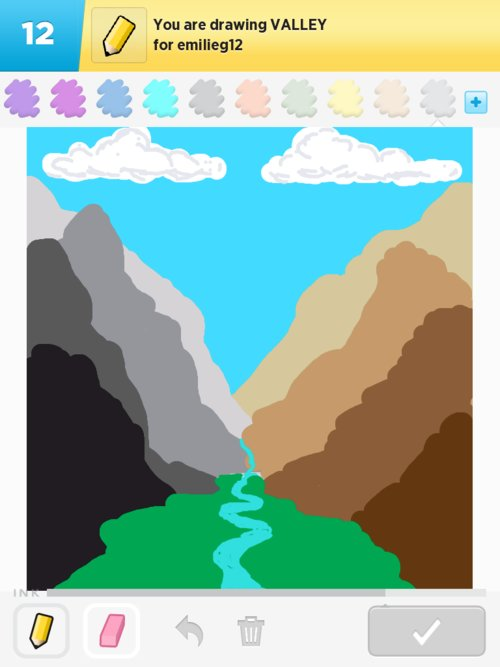 valley drawing-#7
