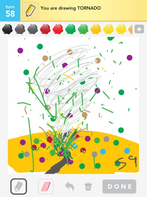 Tornado Drawings - How to Draw Tornado in Draw Something ...