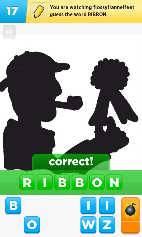 Ribbon Drawings - The Best Draw Something Drawings and Draw