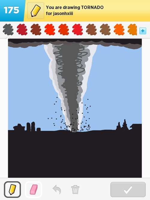 Tornado Drawings - The Best Draw Something Drawings and ...