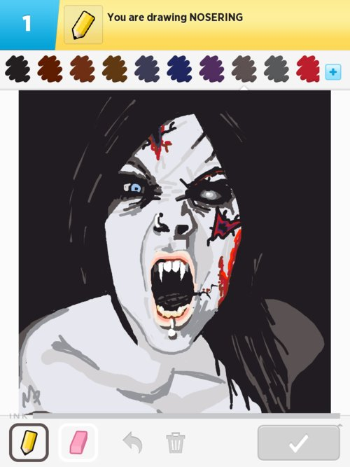 Vampire Drawings The Best Draw Something Drawings And Draw