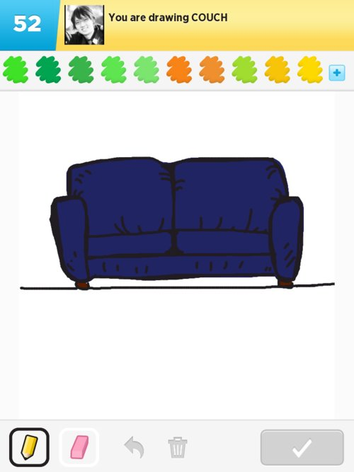 Couch Drawings - The Best Draw Something Drawings and Draw